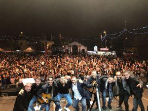 Foto 16 Sep- Final Concierto de espaldas al público